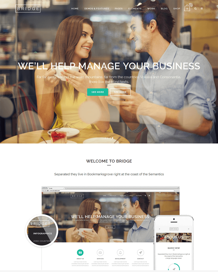 20+ Best Creative WordPress Themes