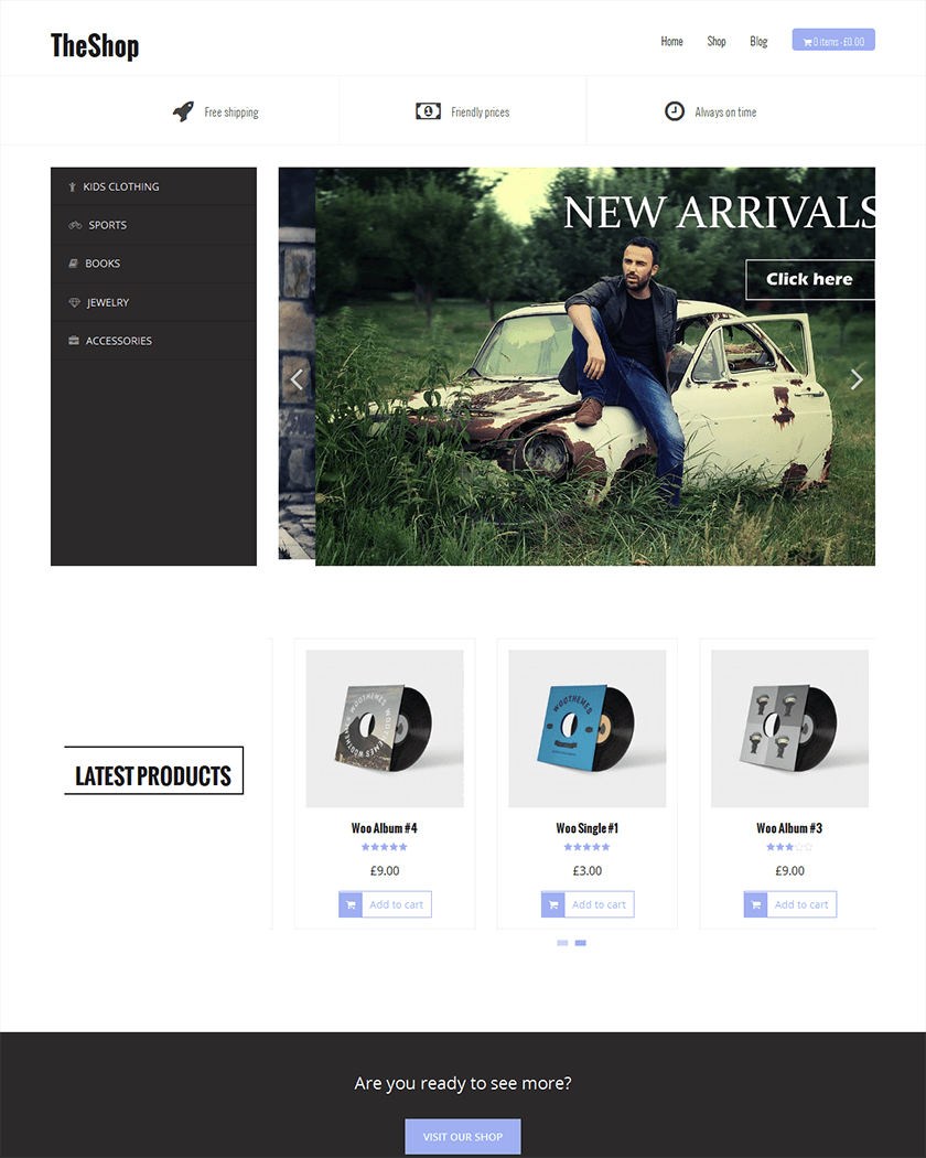 Theshop Theme