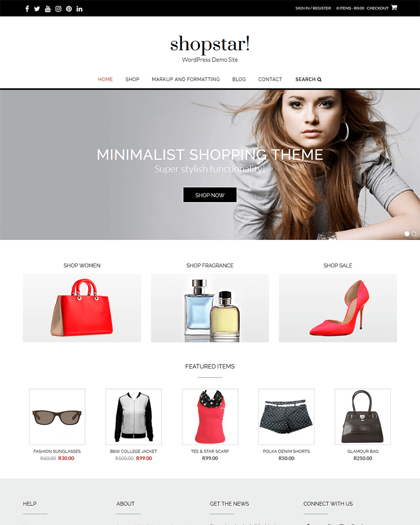 Shopstar Theme