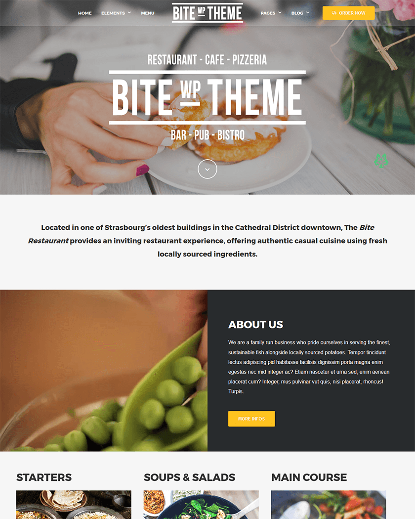 Bite Theme
